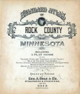 Title Page, Rock County 1914